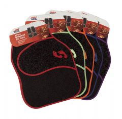 Funky Feet Car Mat Set - 5 Colour Options